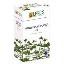 LEROS Meduňka lékařská - nať n.s. 20x1g