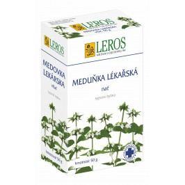LEROS Meduňka lékařská - nať 50g sypaná