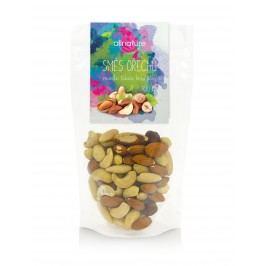 Allnature Směs ořechů (mandle lískové kešu para) 100 g