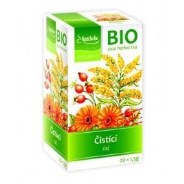 Apotheke BIO Čistící čaj nálevové sáčky 20x 1,5 g