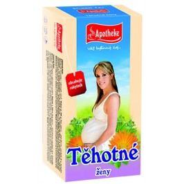 Apotheke Těhotné ženy čaj nálevové sáčky 20x1,5 g