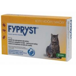 Fypryst spot-on Cat (kočka) 1 pipeta