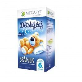 Megafyt Dětský čaj spánek porcovaný čaj 20x 2 g