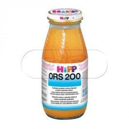 HIPP ORS 200 mrkvovo-rýžový odvar při průjmu 200ml