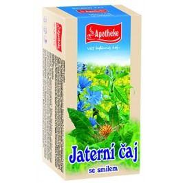 Apotheke Jaterní čaj nálevové sáčky 20x1,5 g