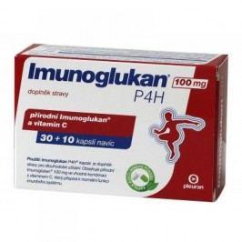 Imunoglukan 100 mg 30+10 kapslí