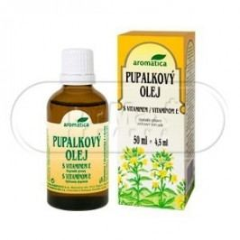 AROMATICA Pupalkový olej s vit. E 50ml