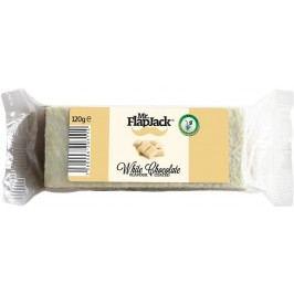 Mr. FlapJack Bílá čokoláda tyčinka 120 g