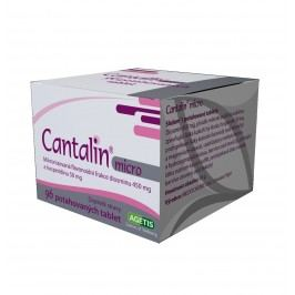 Cantalin micro 96 tablet