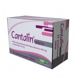 Cantalin micro 32 tablet