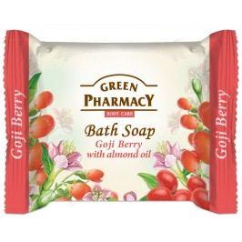 Green Pharmacy Toaletní mýdlo s plody kustovnice a s mandlovým olejem 100g