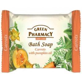 Green Pharmacy Mrkev s dýňovým olejem toaletní mýdlo 100 g