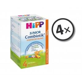Hipp 4 JUNIOR Combiotik 4x900 g
