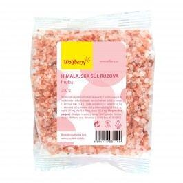 Wolfberry Himalajská sůl růžová hrubá 250g
