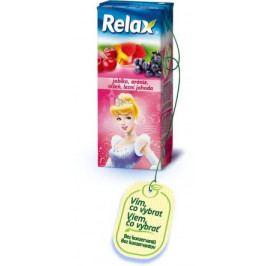 Relax Jablko-arónie-višeň-lesní jahoda 0.2 litru
