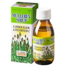 Müllerův sirup s jitrocelem a vitaminem C 130g
