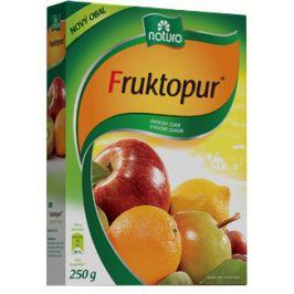Natura  Fruktopur prášek 250g ovocný cukr