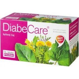 Diabecare bylinný čaj 20x2g (Dr.Müller)