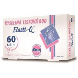 Elasti-Q Kyselina listová 800 tbl.60
