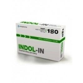 INDOL-IN cps.180 (cysty HPV myomy bolest prsou)
