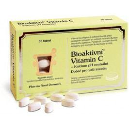 Bioaktivní Vitamin C+Kalcium pH neutrální 30 tablet