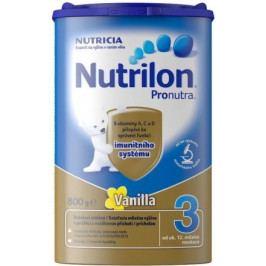 Nutrilon 3 Vanilka 800g