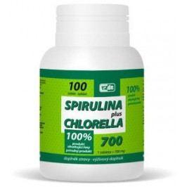 Virde - Spirulina Plus Chlorella tbl. 100