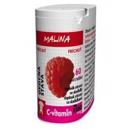 Rapeto C-Vitamin 100 mg - Malina se sukralózou 60 tablet