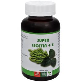 Natural Medicaments Super Lecitin + E 100 tobolek