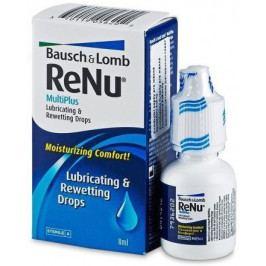 Renu MultiPlus Lubricating&Rewetting drops 8ml
