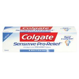 Colgate Zub.pastilky Sensitive Pro-Relief +Whiten. 75ml