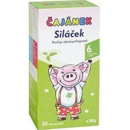 Čajánek Siláček porc. 20x1.5g