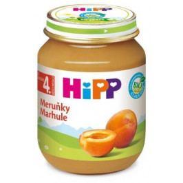 HIPP OVOCE BIO Meruňky. 125g. CZ4212