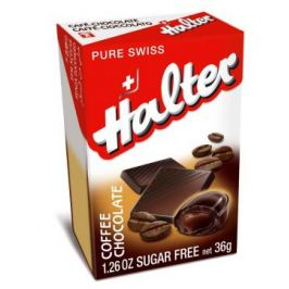 HALTER bonbóny Káva s čokoládou 36g H202183