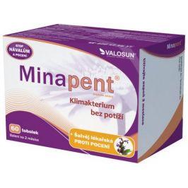 Minapent + šalvěj lékařská tobolky 60