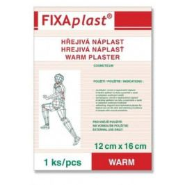 Náplast Fixaplast WARM hřejivá 12x16cm 1ks