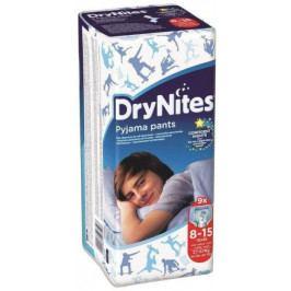 HUGGIES DryNites kalh.ab.L8-15let/boys/25-57kg/9ks dětské pleny