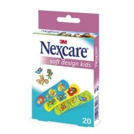 3M Nexcare KIDS 20 SOFT Design 20ks