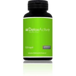 DetoxActive 120 cps. - přírodní detoxikace