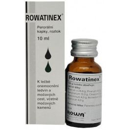 Rowatinex gtt.1x10ml