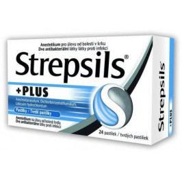 Strepsils Plus orm.pas. 24