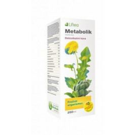 LIFTEA Metabolic 250ml