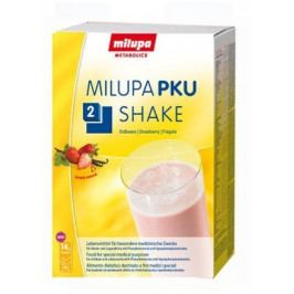 Milupa PKU 2 Shake jahoda por.plv.sol.10x50g