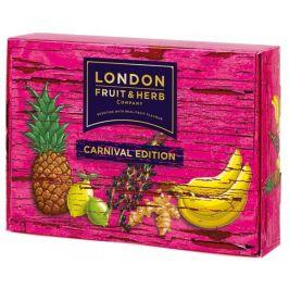 London Fruit&Herb Carnival Pack - směs čajů 30 sáčků