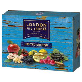 London Fruit&Herb Limited Edition Pack - směs čajů 30 sáčků
