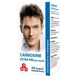 PMeda  Carnosine Extra PM pro muže 60 kapslí