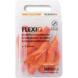 TANDEX mezi.kart. Flexi 0.45 mm ora. 6ks TA819072