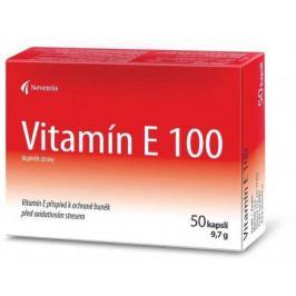 Vitamín E 100mg cps.50 blistr