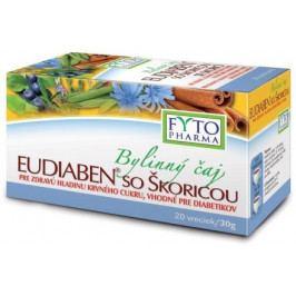 Byl.čaj pro diabetiky se skořicí 20x1.5g Fytopharm