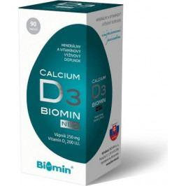 CALCIUM NEO s vit. D cps.90 Biomin